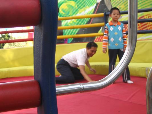 玄武湖儿童乐园