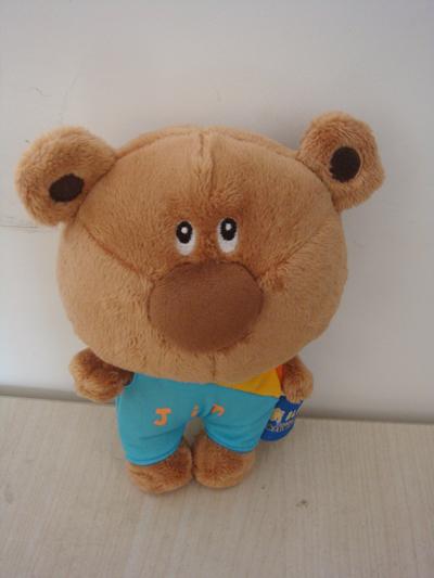 PS赛来喽,吉姆熊等你抱回家 育儿网官方宝宝主页