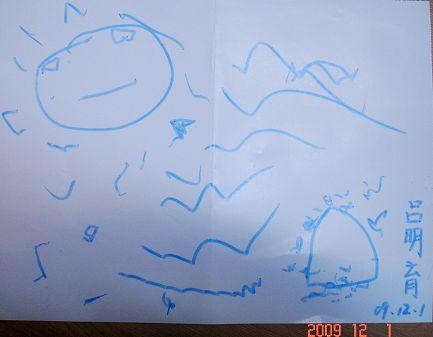 简笔画 妈妈/这是我的第一幅画,完全是我个人完成的作品,开始是妈妈为我...