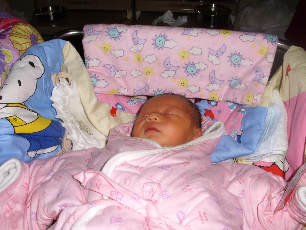 壮壮 妈妈/2010年2月8日,星期一 天气阴转小雪